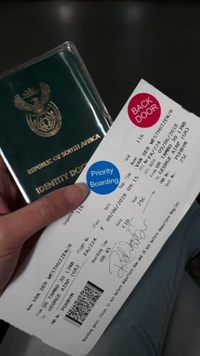 2 ID en kaartjie